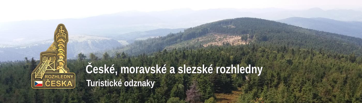 Rozhledny Česka